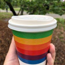 Apple Park Rainbow Cup