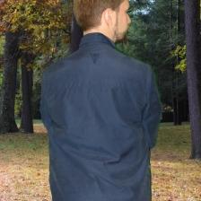 Fall rear