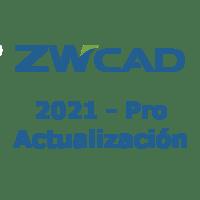 ZWCAD Actualización
