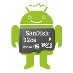 Android-sd-card