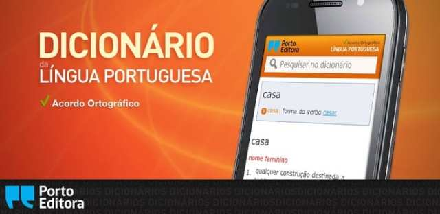 Dicionario portugues Android