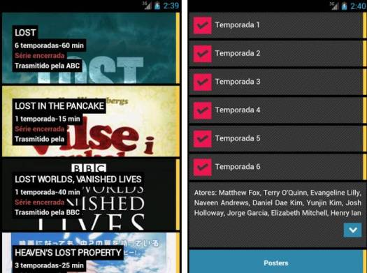 series-list-android