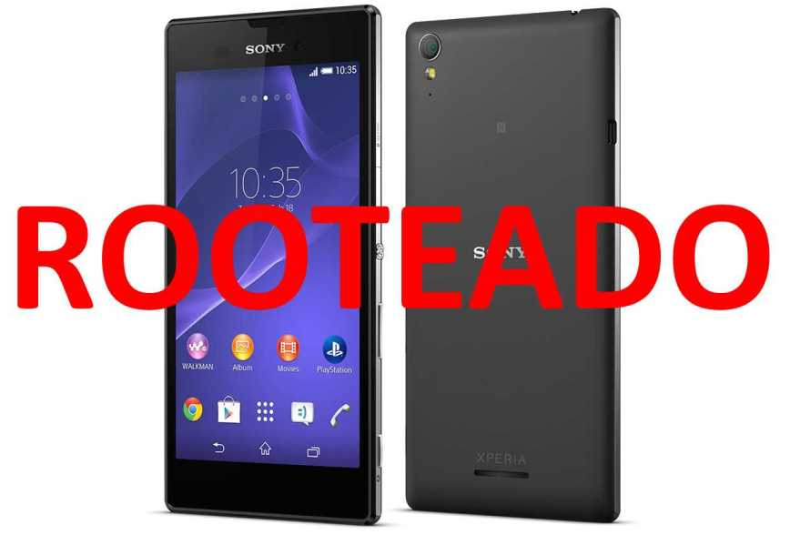 ROOT XPERIA T3