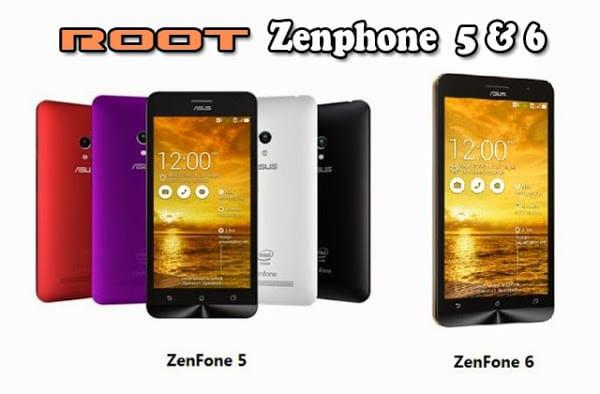 root no Zenfone 5