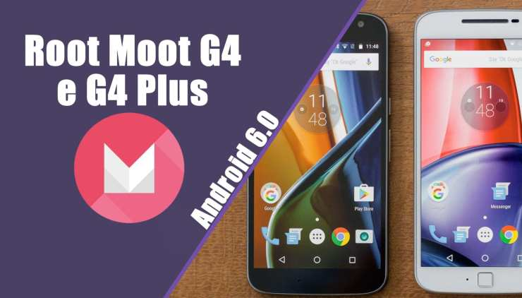root no moto G4 moto g4 plus