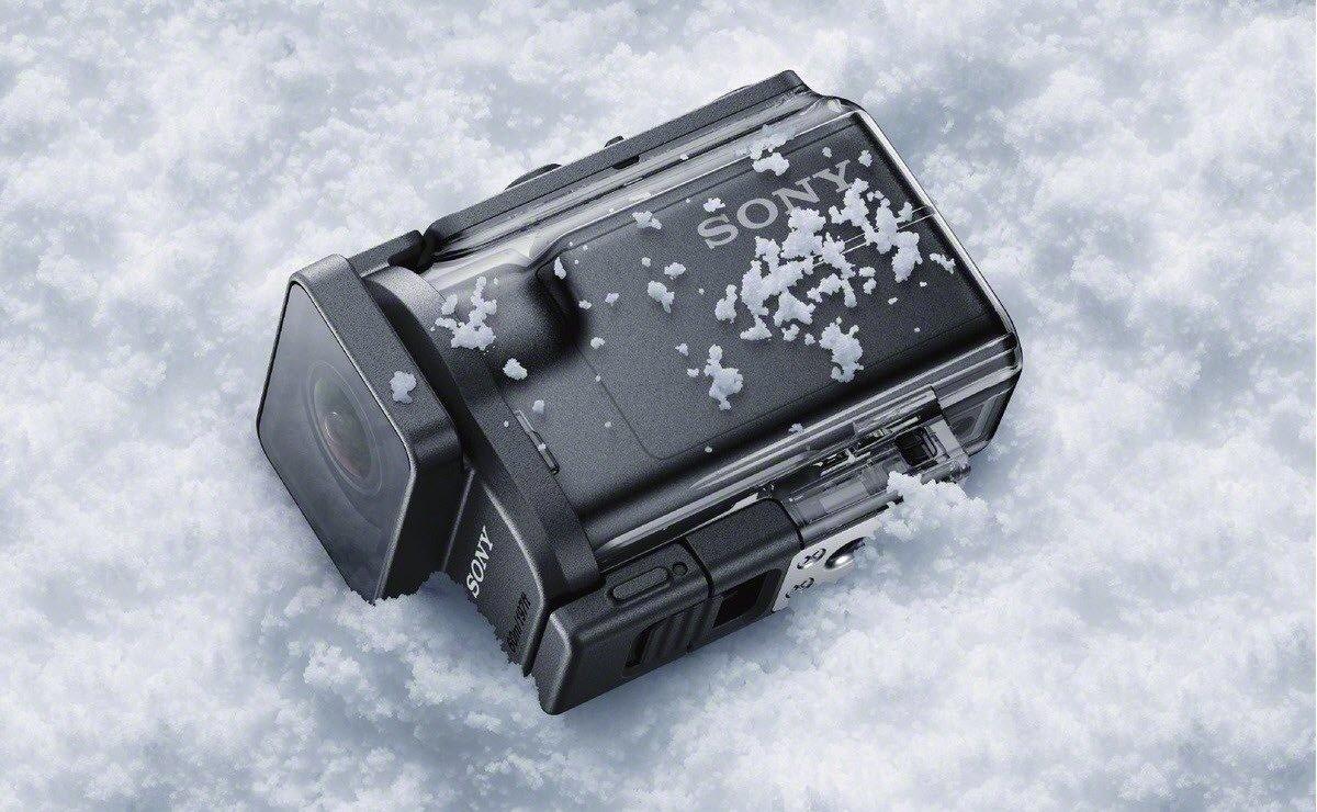 Câmera de ação Sony HDR-AS50 Full HD