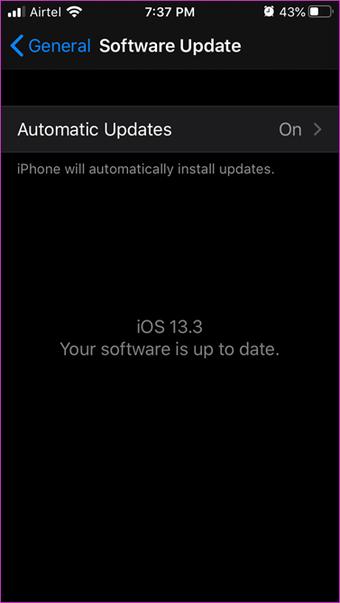 """Corrigir erro da App Store em espera pelo download 4 """"width ="""" 377 """"height ="""" 668 """"tamanhos de dados ="""" auto """"tamanhos ="""" (largura mínima: 976px) 700px, (largura mínima: 448px) 75vw, 90vw """"srcset = """"https://www.aplicativosandroid.com/wp-content/uploads/2019/12/1577084794_702_As-10-principais-maneiras-de-corrigir-a-App-Store-que.PNG 377w, https: // cdn .guidingtech.com / imager / media / assets / 2019/12/249012 / Fix-App-Store-Waiting-for-Download-Error-4_7c4a12eb7455b3a1ce1ef1cadcf29289.PNG? 1576850559 340w"""