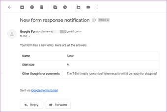 """Obter respostas dos formulários do Google no e-mail 17 """"width ="""" 673 """"height ="""" 453 """"data-size ="""" auto """"size ="""" (largura mínima: 976px) 700px, (largura mínima: 448px) 75vw, 90vw """"srcset = """"https://www.aplicativosandroid.com/wp-content/uploads/2019/12/1577089940_303_Como-obter-respostas-dos-formularios-do-Google-no-seu-email.png 673w, https: //cdn.guidingtech. com / imager / media / assets / 2019/12/249234 / Obter respostas aos formulários do Google no email 17_40dd5eab97016030a3870d712fd9ef0f.png? 1576654671 500w, https://cdn.guidingtech.com/imager/media/assets/2019 /12/249234/Get-Google-Forms-Responses-in-Email-17_7c4a12eb7455b3a1ce1ef1cadcf29289.png?1576654672 340w"""