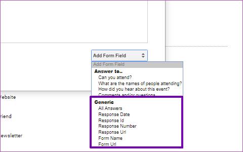 Obter respostas dos formulários do Google por email 15
