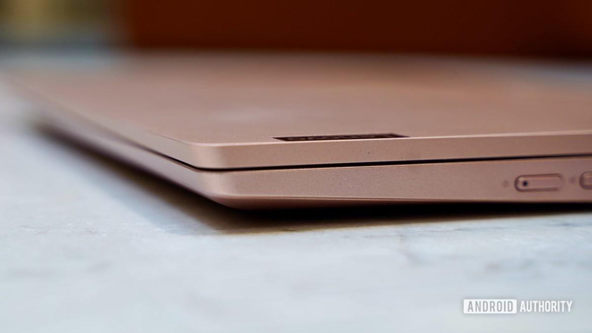 Lenovo Chromebook C340 revisão borda de cunha