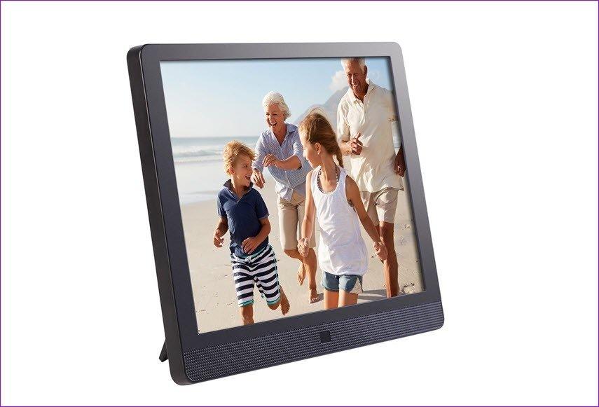 Nixplay Seed Vs Pix Star Wi-Fi Digital Photo Frame, que é melhor 1 1