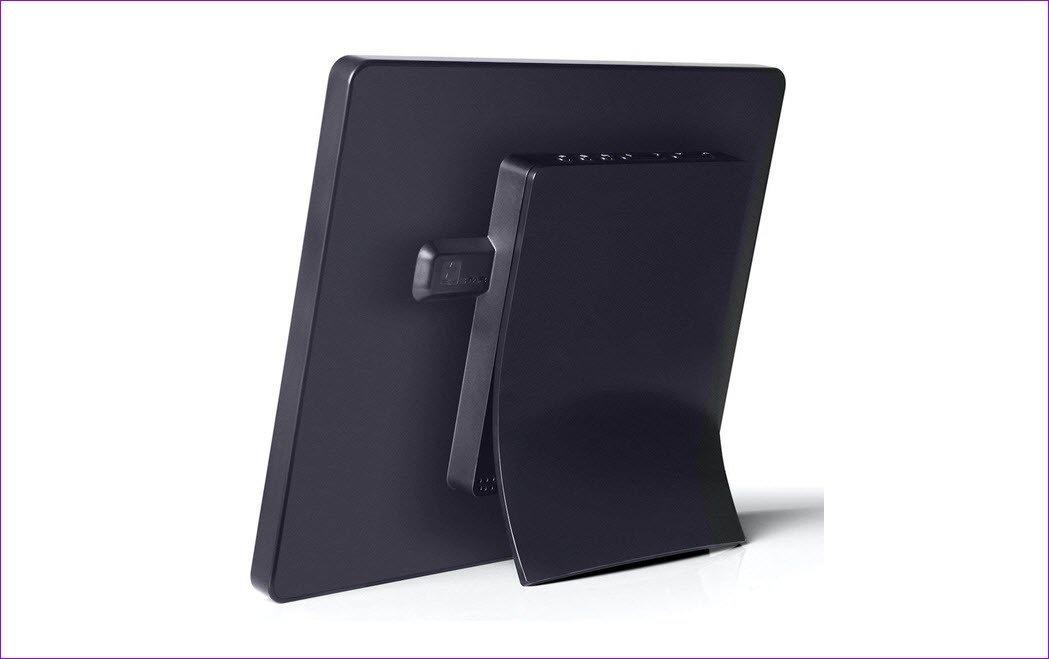 Nixplay Seed Vs Porta-retratos digital Wi-Fi da Pix Star que é melhor 1 2