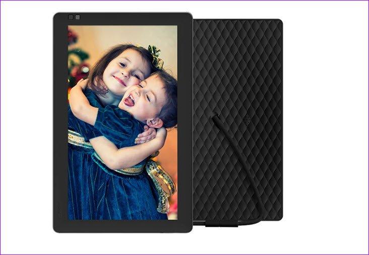 Nixplay Seed Vs Porta-retratos digital Wi-Fi da Pix Star, que é melhor 8