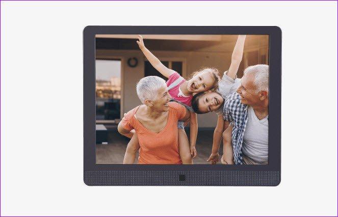 Nixplay Seed Vs Porta-retratos digital Wi-Fi da Pix Star, que é melhor 12