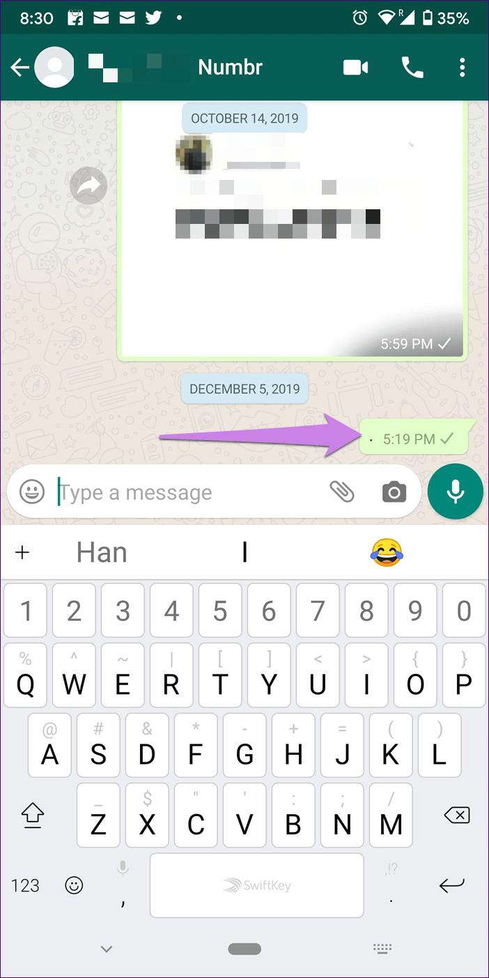O que acontece Excluir conta do WhatsApp 19