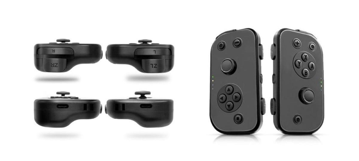 Controladores Nintendo Switch