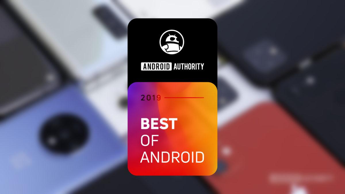 Melhor do cabeçalho Android 2019