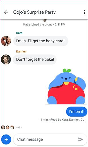 Android Rcs Messaging Como o Rcs funciona