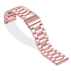 Acessórios indispensáveis para o Samsung Galaxy Watch Active2 - pulseira de aço inoxidável Aresh