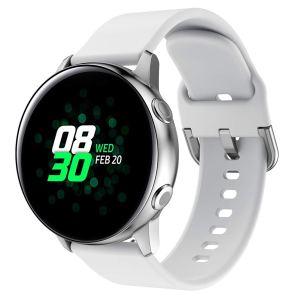 Acessórios indispensáveis para o Samsung Galaxy Watch Active2 - pulseira esportiva de silicone Minggo