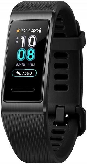 Melhores pulseiras para relógios Huawei Watch e Huawei Watch 2: Huawei Band 3 Pro