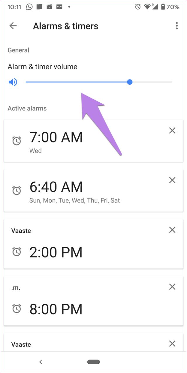 Mini alarme doméstico do Google 14