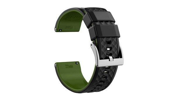Pulseiras de relógio de silicone Ritche