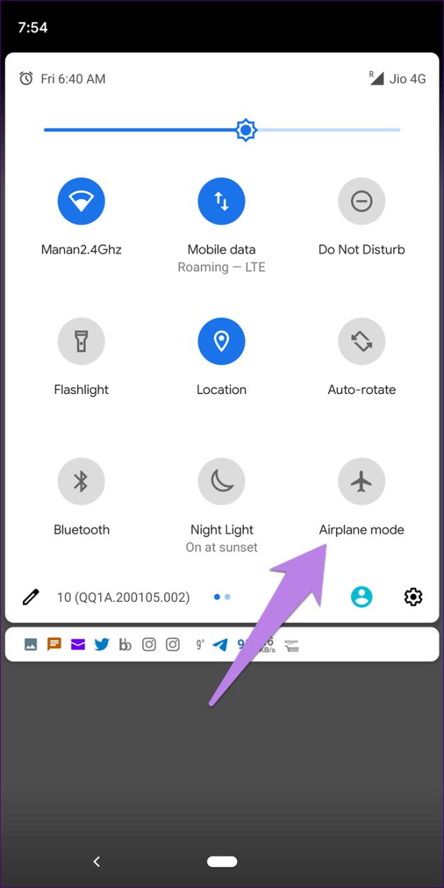 O que é o Whatsap não funciona android iphone 4