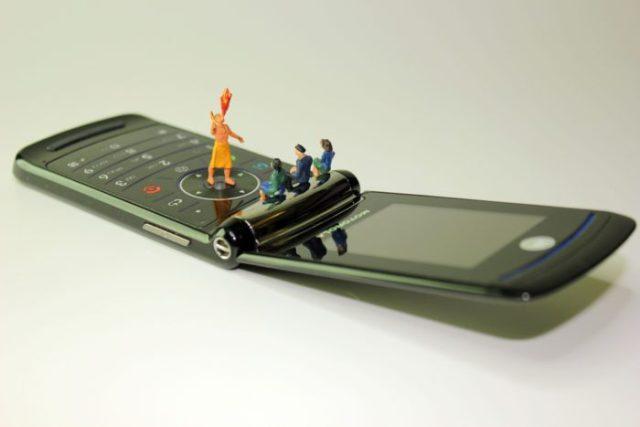 melhor telefone queimador