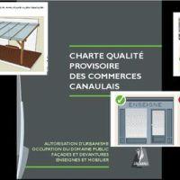 Charte qualité provisoire des commerces canaulais