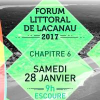 FORUM LITTORAL LACANAU 2017
