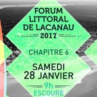 FORUM LITTORAL LACANAU 2017