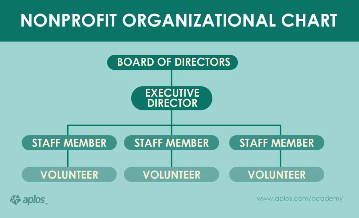 Human Resource Section - Nonprofit Organizational Structure