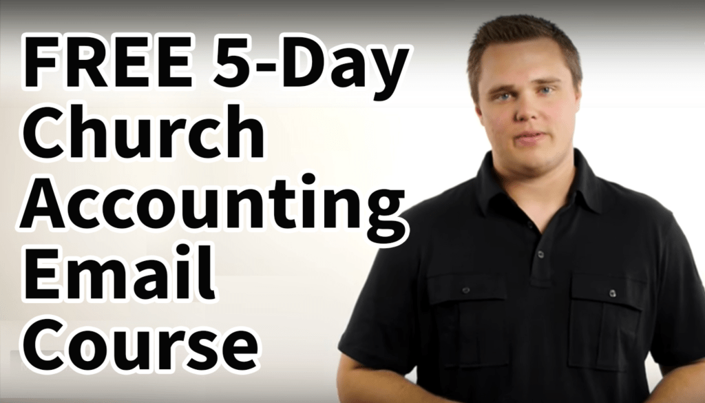 church accounting course