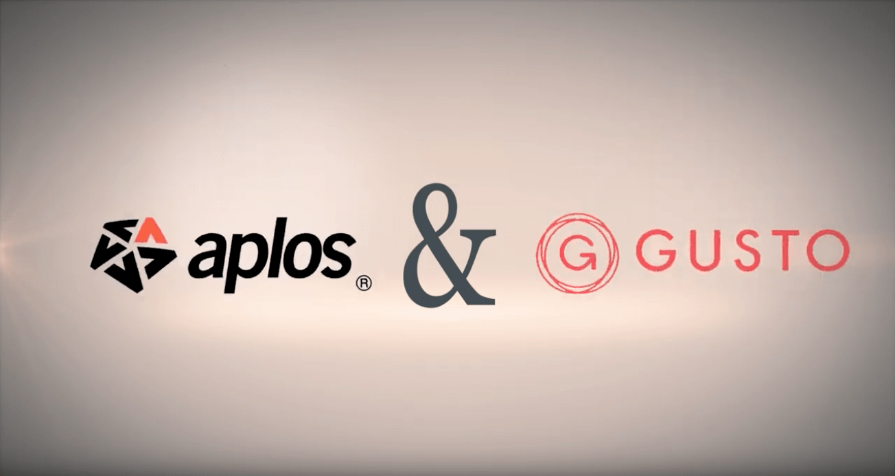 Gusto Integration With Aplos