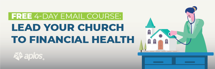 Lead Your Church to Financial Health: Free 4-Day Email Course