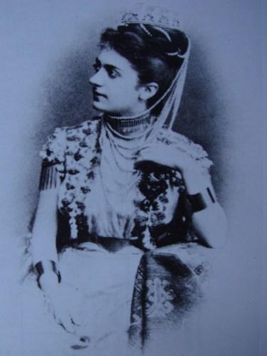Ελένη, κόρη του Θεοδώρου Μπαλτατζή και της Δέσποινας Βούκοβιτς, σύζυγος του Βαρώνου Albin von Vetsera, 1847-1925, Sturdza, M.D. (1999)