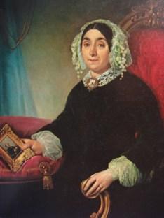 Ζεννού, κόρη του Μιχαήλ Βλαστού και της Αλεξάνδρας Καράλη, σύζυγος του Παντελή Ν. Μαυροκορδάτου, 1795-1872, Βιβλιοθήκη «Κοραής»
