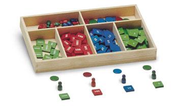 Montessori Stamp Game APlus Business Link Pvt Ltd