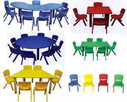 Plastic Furniture Series
