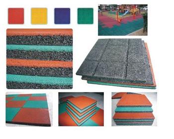 Outdoor Rubber Mat Series