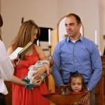 Mabel's Baptism