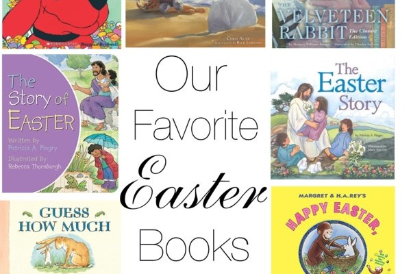 Our Favorite Easter Books