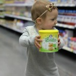 They're Still Her Favorite Snack: Gerber Lil Beanies