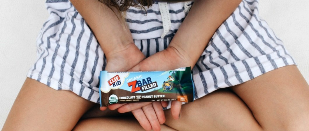 Snacking Made Easy With CLIF Kid Zbar Filled!