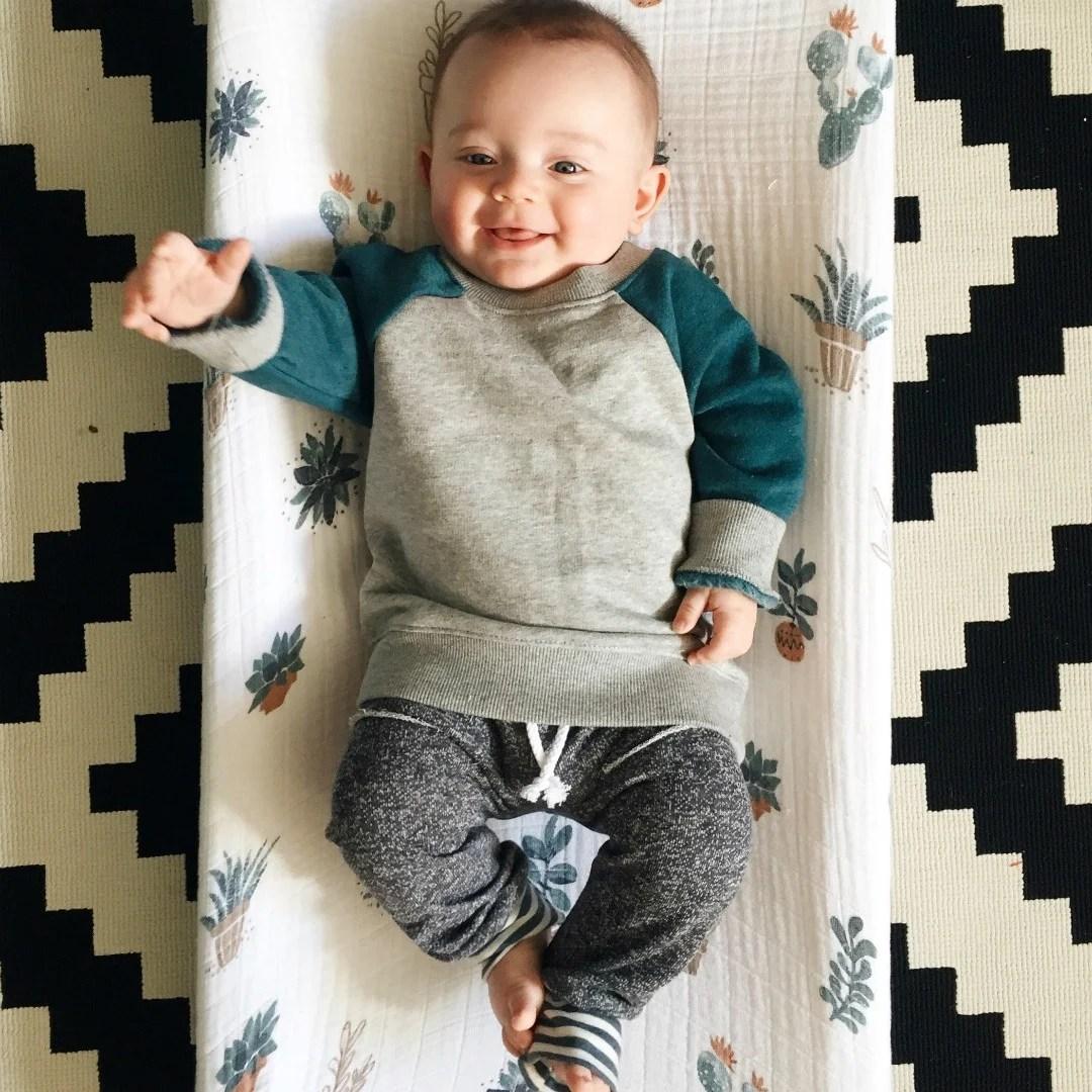 fac28512c Baby Boy Clothes - A + Life