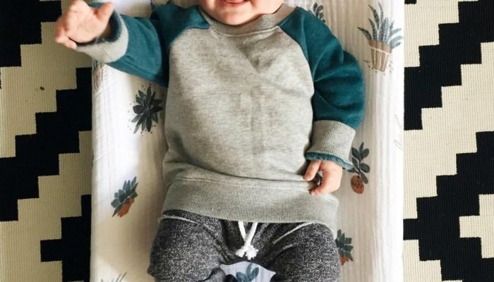 Baby Boy Clothing Favorites: H&M