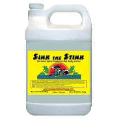 sink the stink 1 2 gallon concentrate