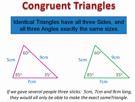 Congruence Of Triangles Class 7 Questions And Answers