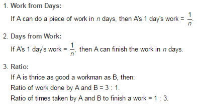 Time and Work RS Aggarwal Class 8 Maths Solutions Ex 13A